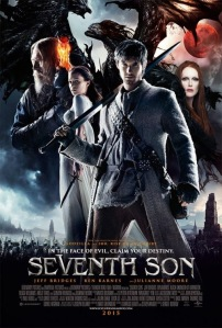 The Seventh Son Latest Poster
