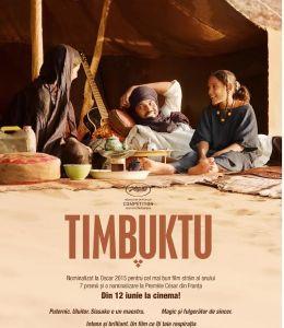 Timbuktu poster