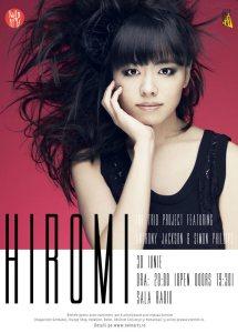 afis-hiromi-concert-romania-2015