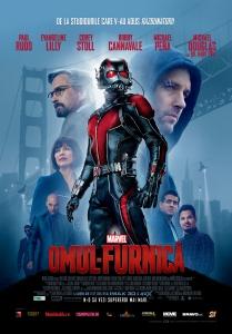 Afis_Omul-Furnica (Ant-Man)