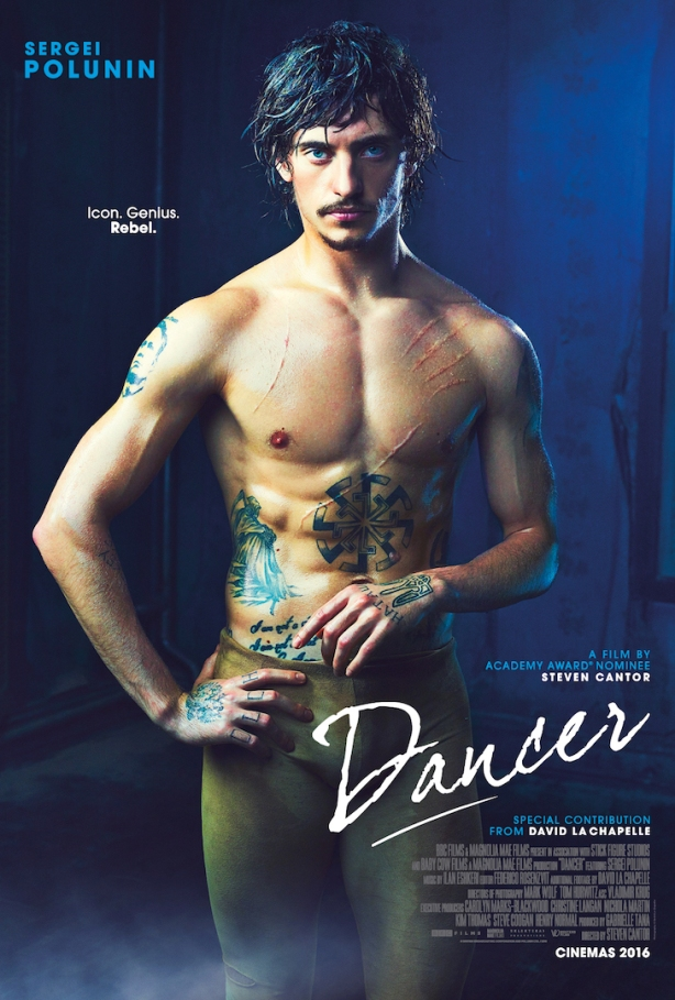 Poster DANCER