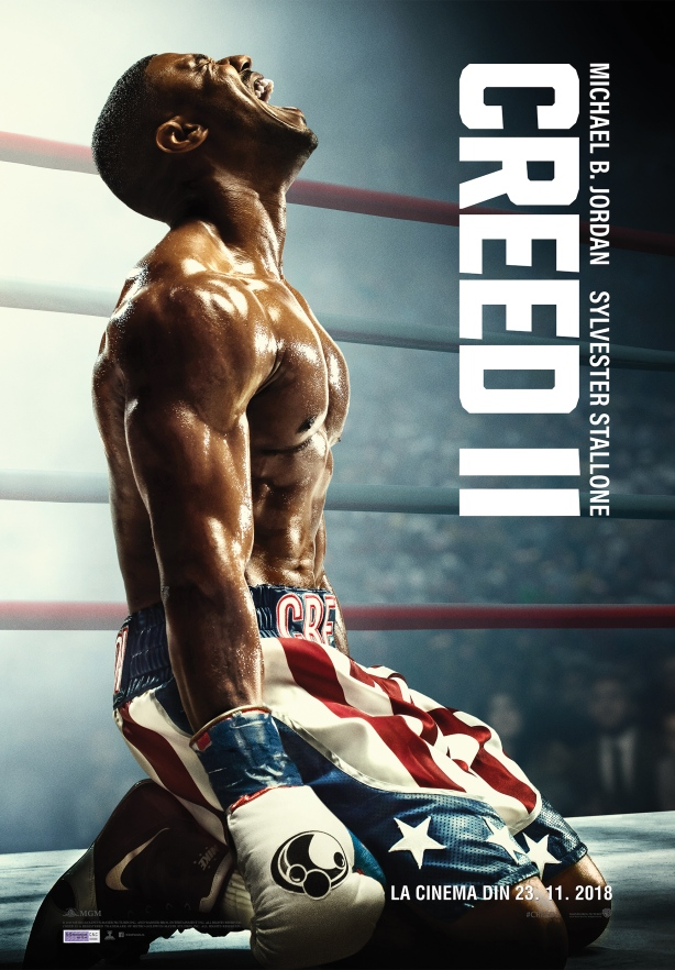 Poster Creed II_Adonis