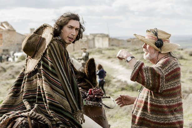 The Man Who Killed Don Quixote-film still