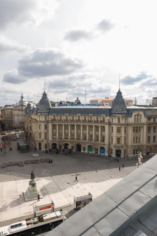 Clădirea BCR Piaţa Universităţii (3)