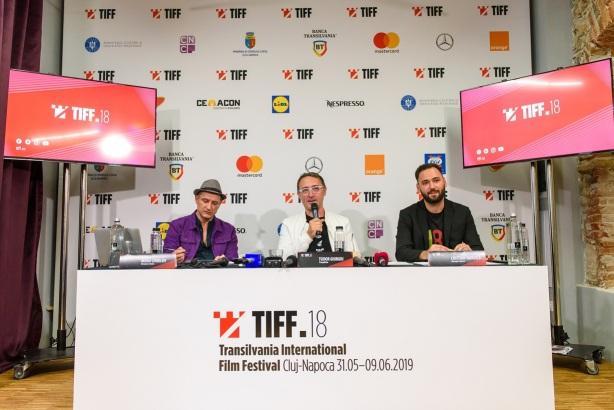 Conferinta de presa TIFF 2019 - Foto Nicu Cherciu