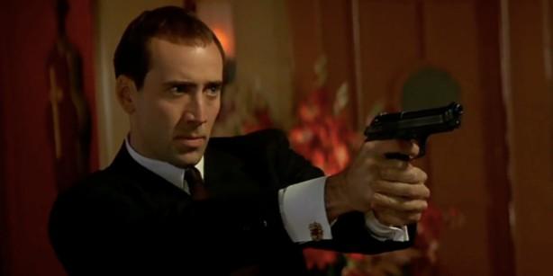 Nicolas Cage in Face-Off