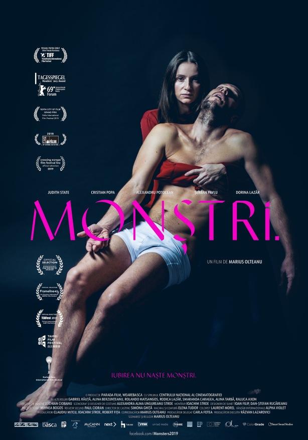 Poster Monstri. - de Marius Olteanu