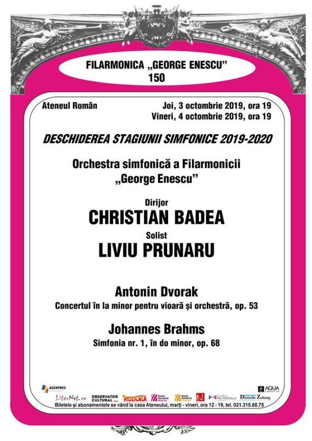 Afis Filarmonica