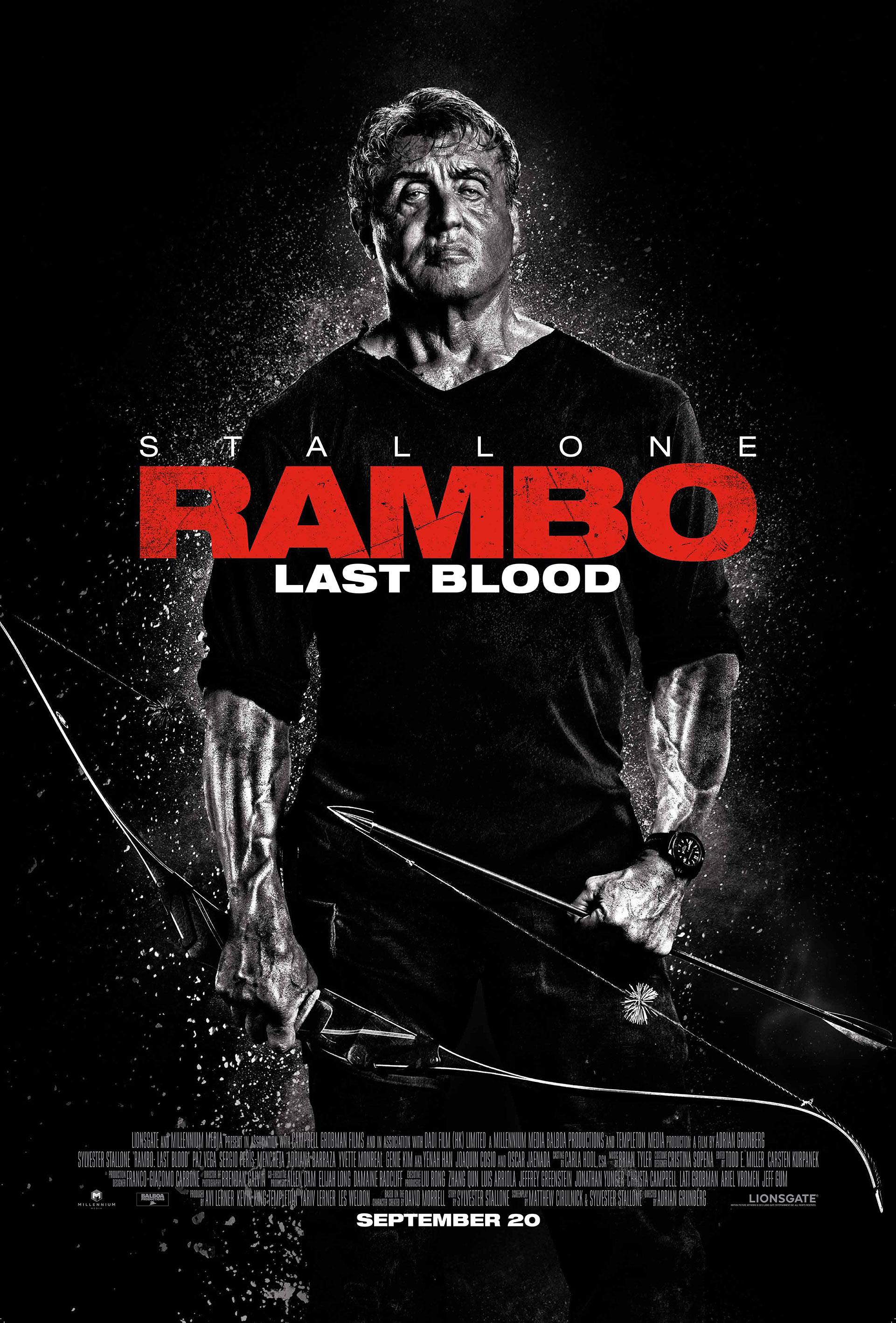 Afis Rambo Last Blood
