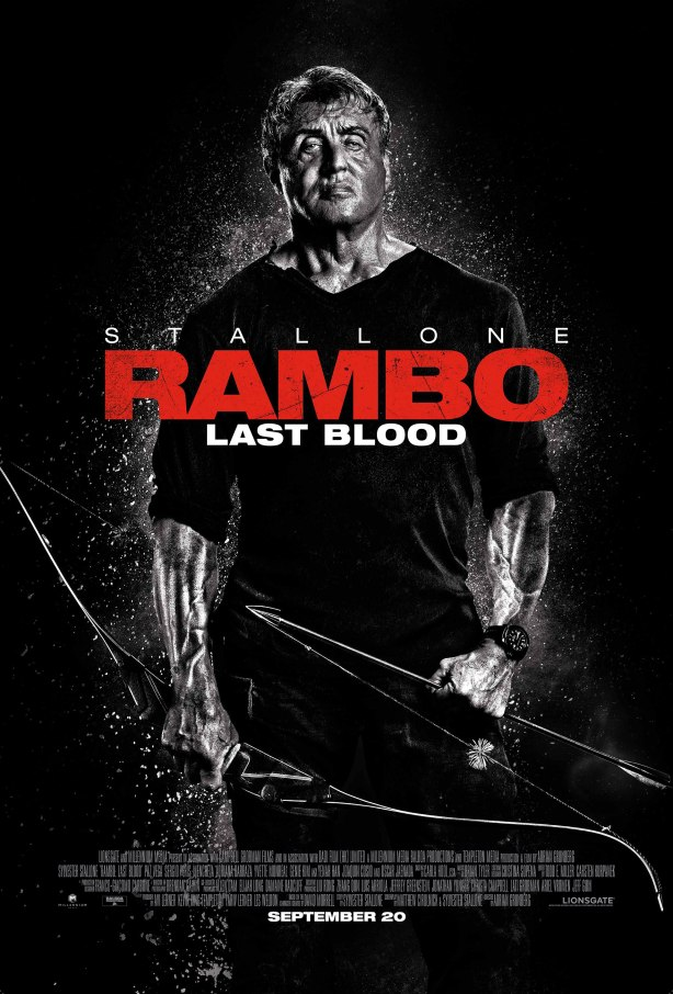 Afis Rambo Last Blood