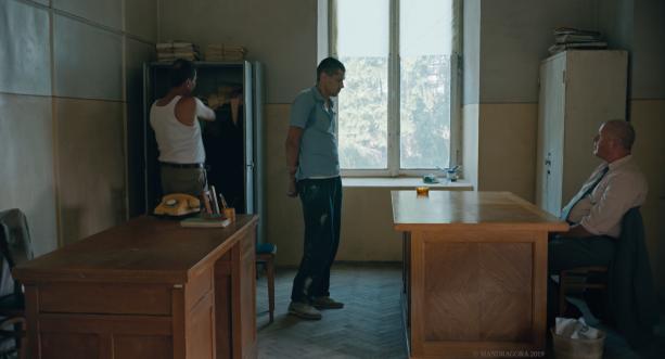 Arest - regia Andrei Cohn