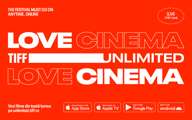 TIFF Unlimited - Love Cinema visual
